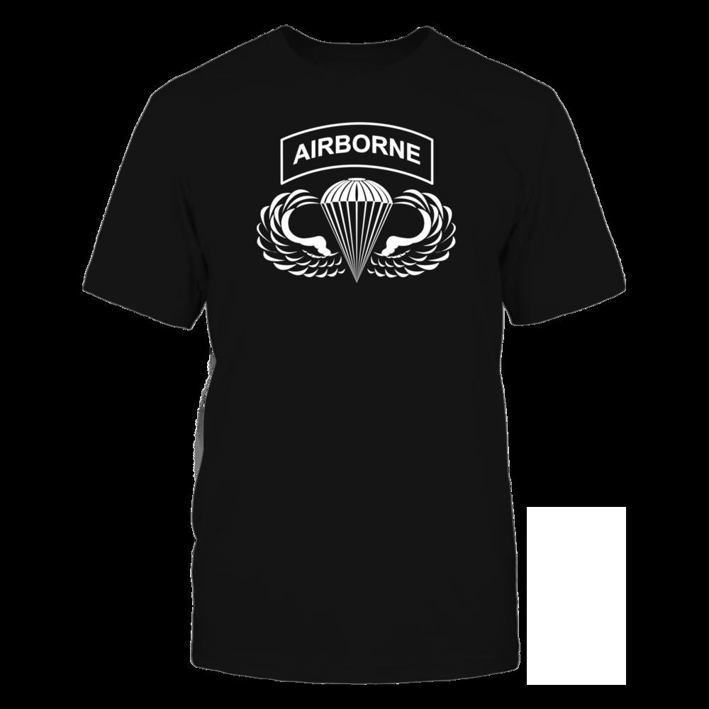 TShirt Hoodie Airborne Hardcore T Shirts FanPrint