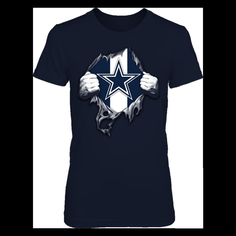 Super Hero Reveal - Dallas Cowboys Front picture
