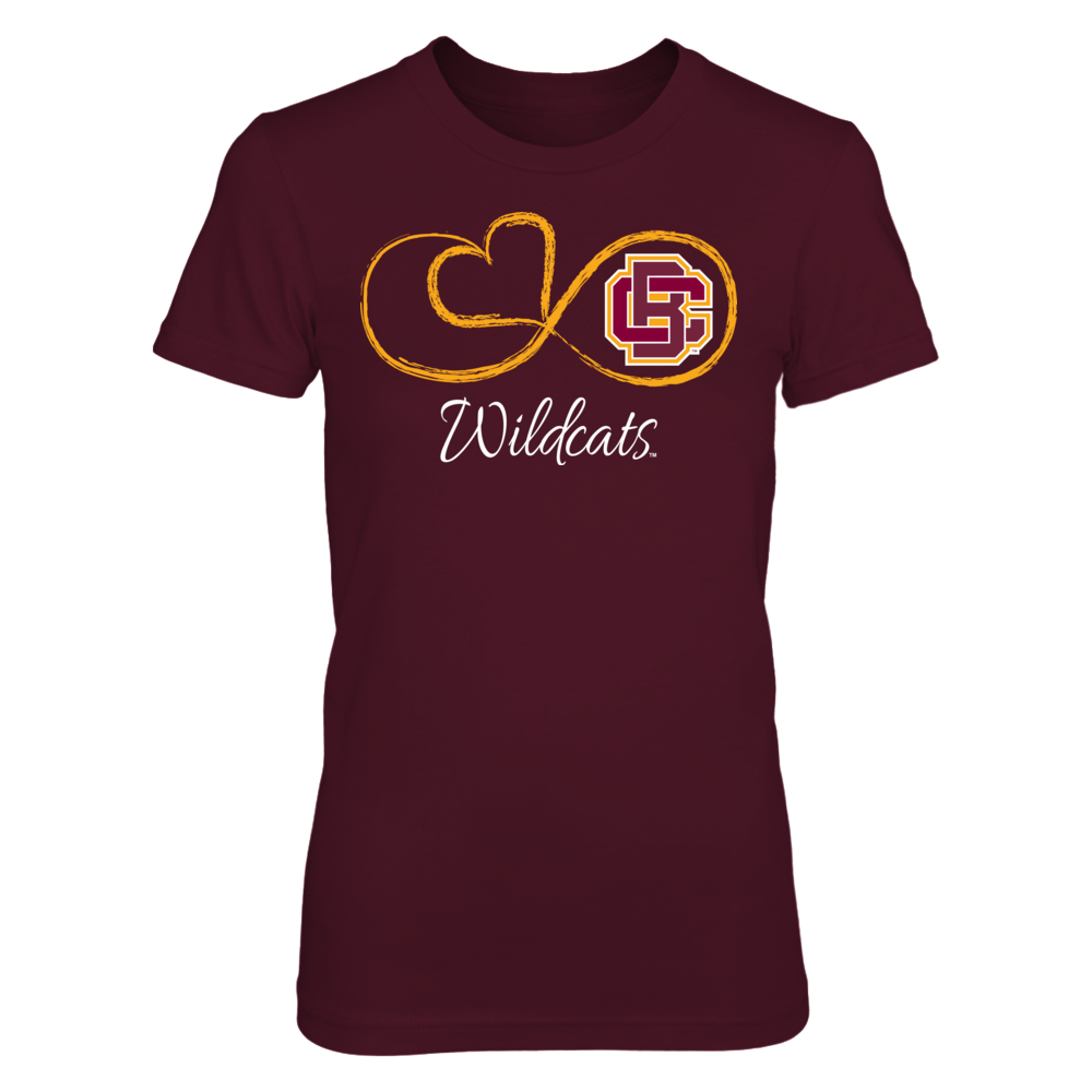 Bethune-Cookman Wildcats - Infinite Heart Front picture