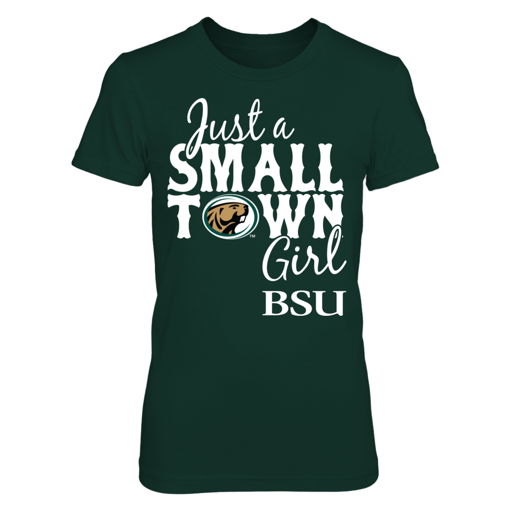 Bemidji State Beavers - Just A Small Town Girl Front picture