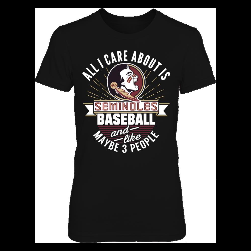 Florida State Seminoles Florida State Seminoles Baseball FanPrint