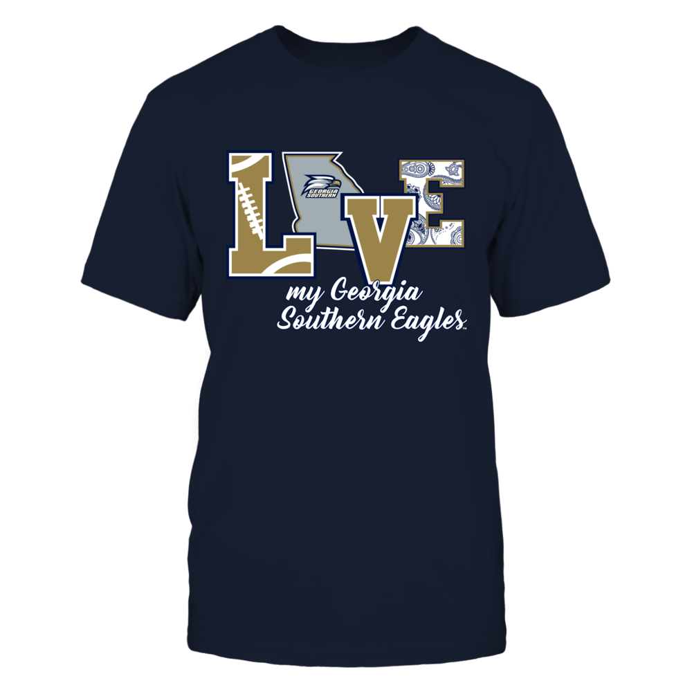 Georgia Southern Eagles - Love My Georgia Front picture