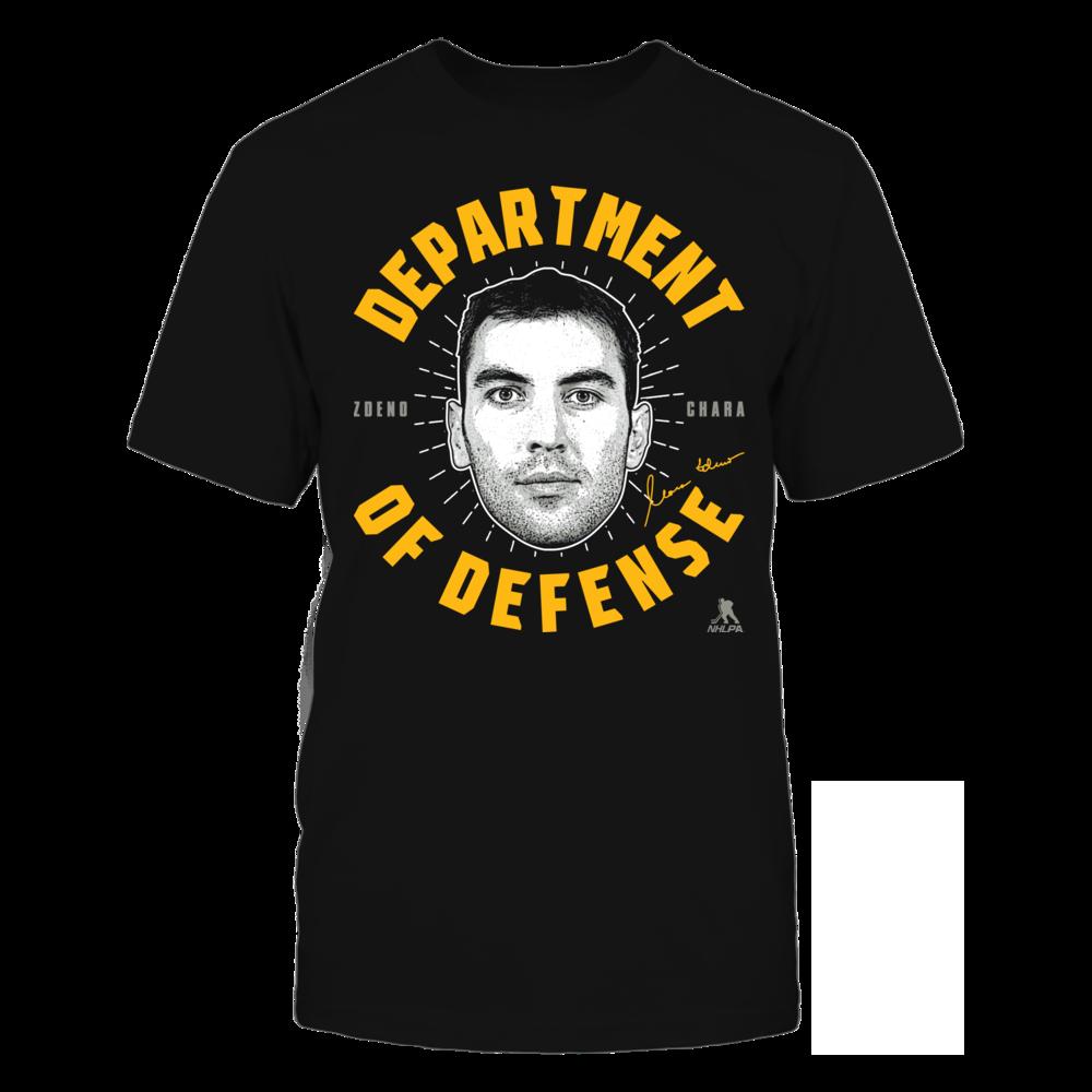 Zdeno Chara Zdeno Chara - Department Of Defense FanPrint