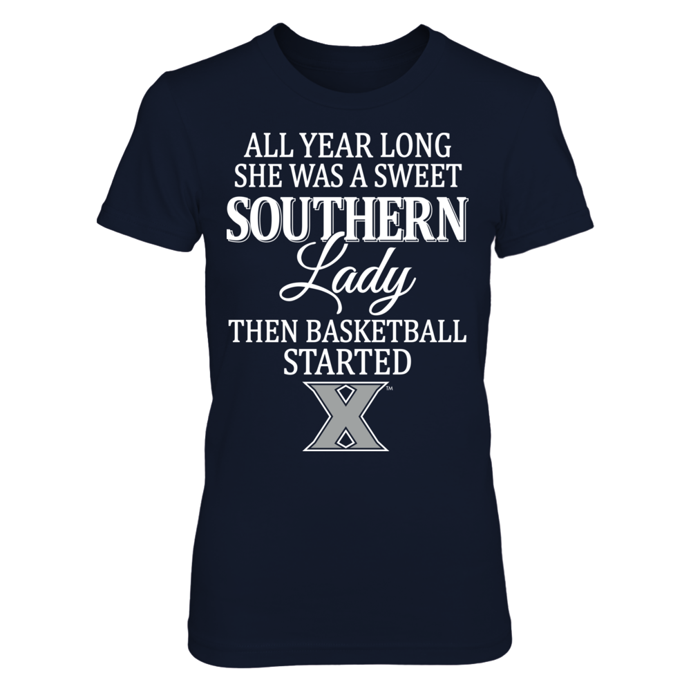 Xavier Musketeers - All Year Long Front picture