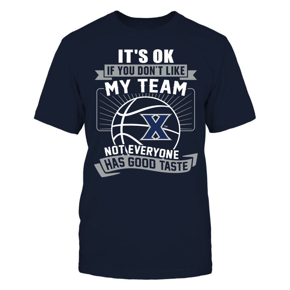 Xavier Musketeers Xavier Musketeers - It's Okay If You Don't Like FanPrint