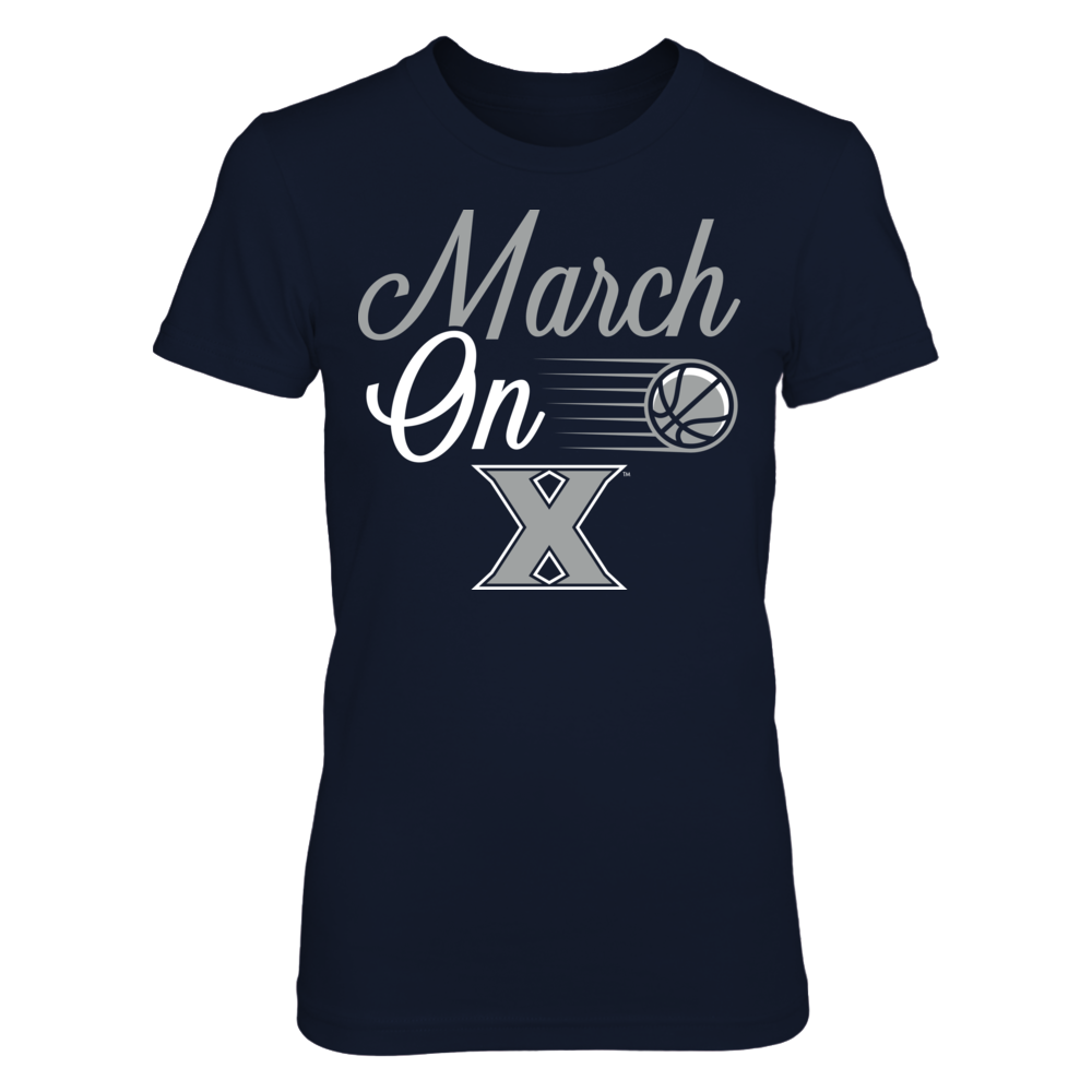 Xavier Musketeers - March On Front picture