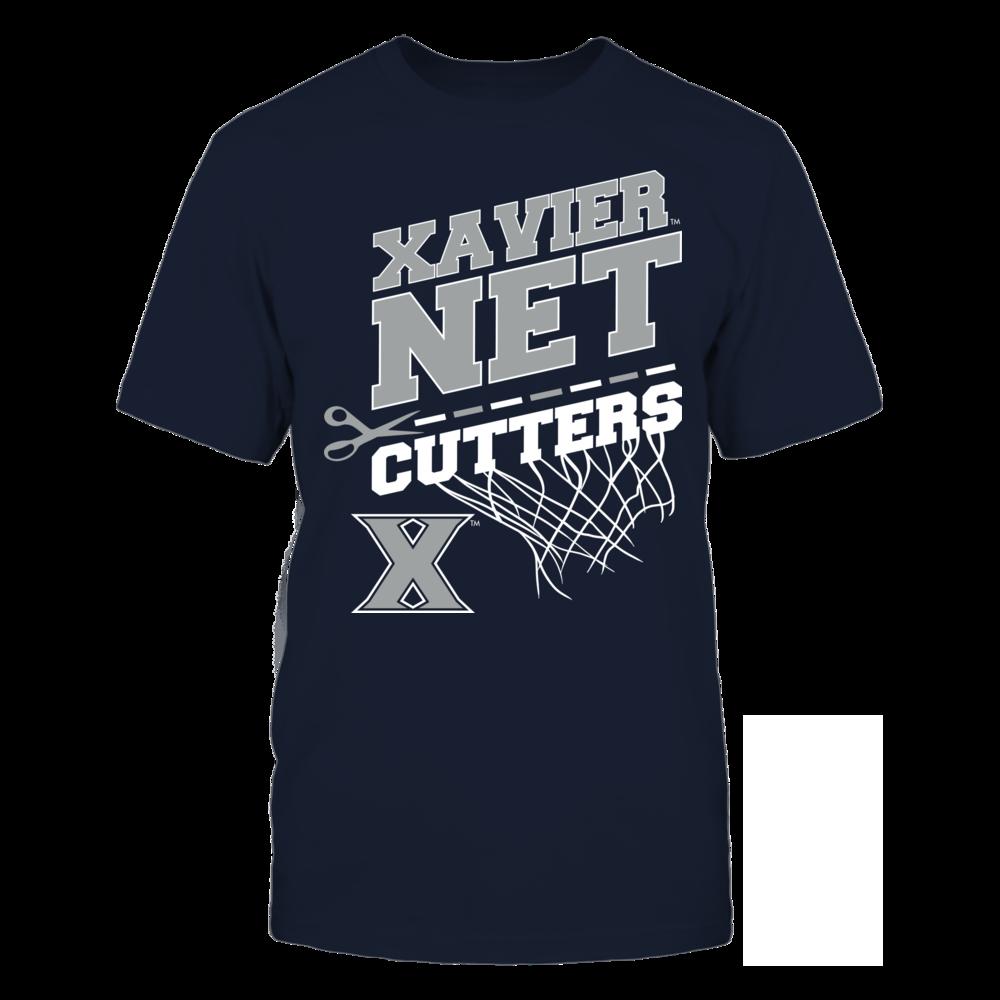 Xavier Musketeers Xavier Musketeers - Net Cutters FanPrint