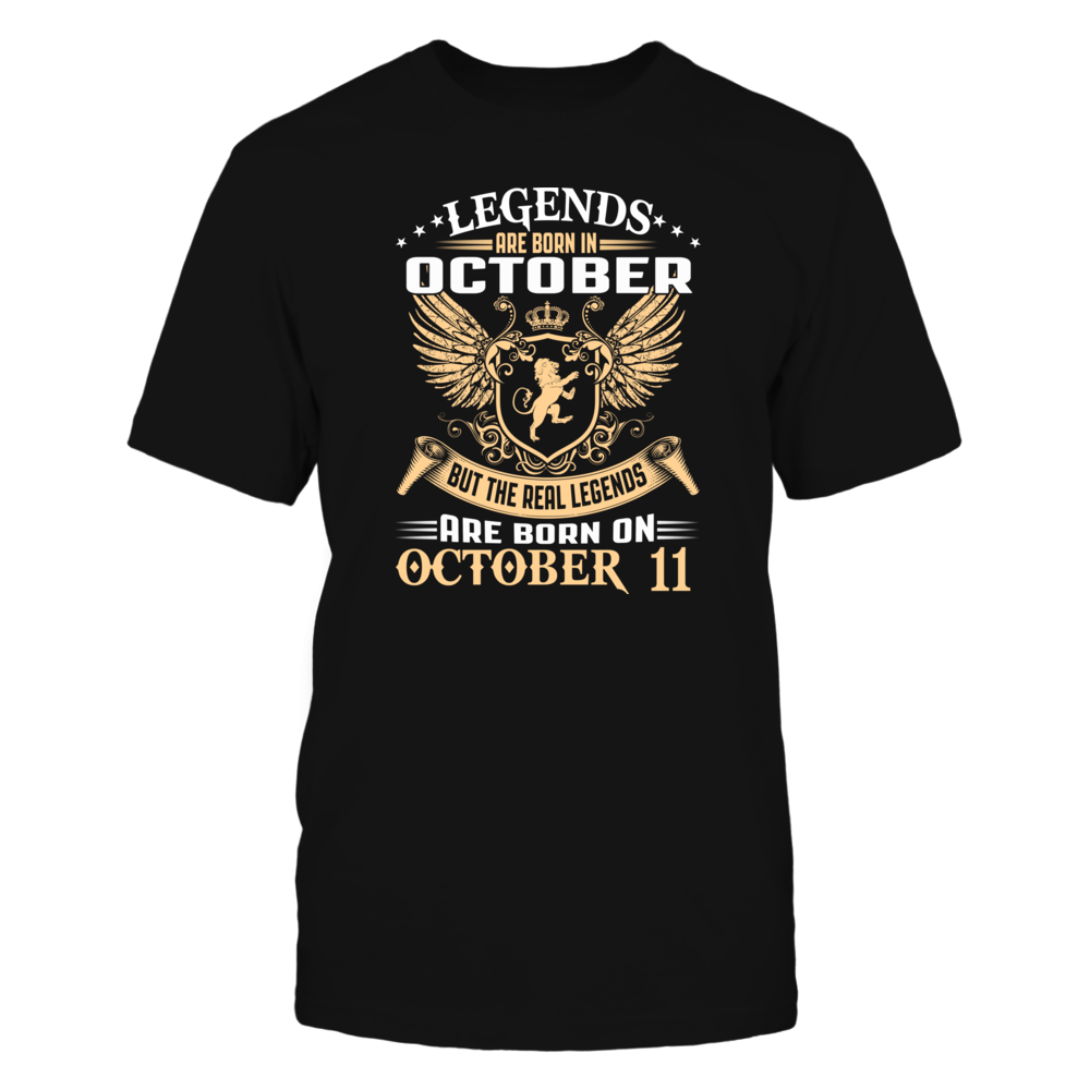 TShirt Hoodie Kings are born on October 11 FanPrint