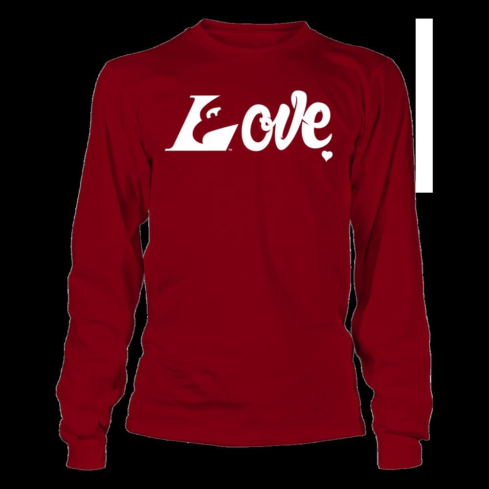 Wisconsin-La Crosse Eagles Wisconsin-La Crosse Eagles - Mascot Love FanPrint