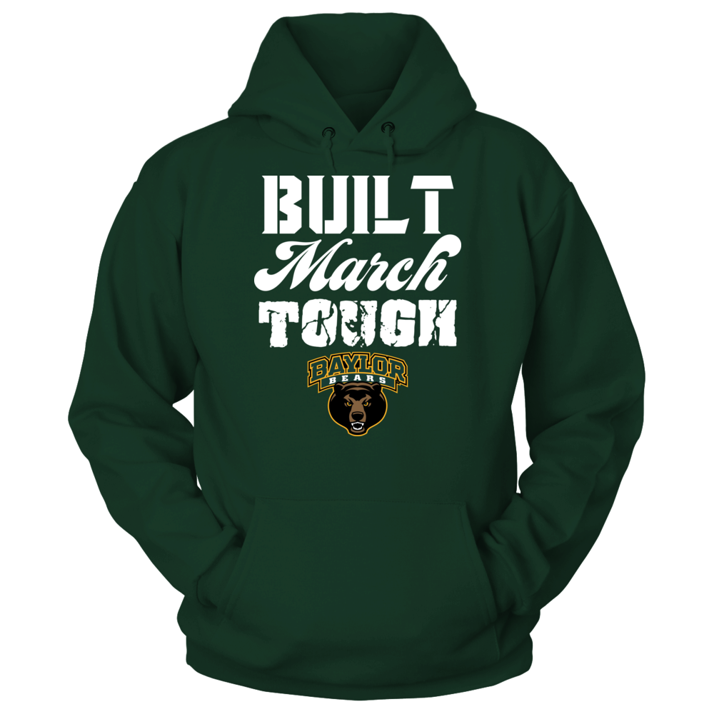 Baylor Bears Baylor Bears - Built March Tough FanPrint