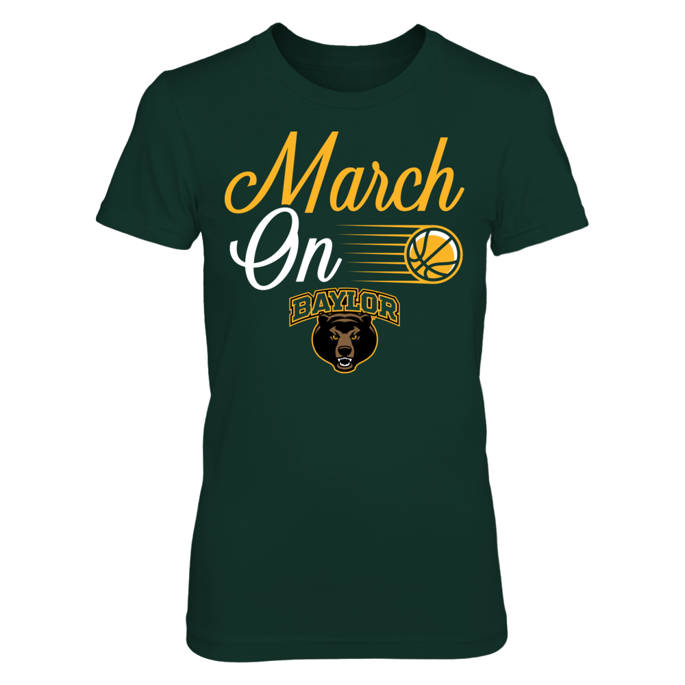 Baylor Bears - March On Front picture