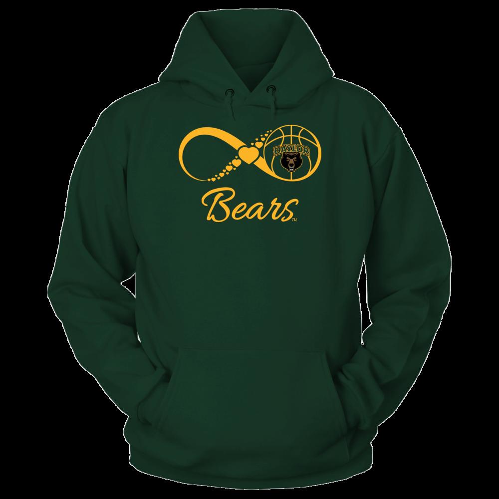 Baylor Bears Baylor Bears - Infinite Basketball Love FanPrint