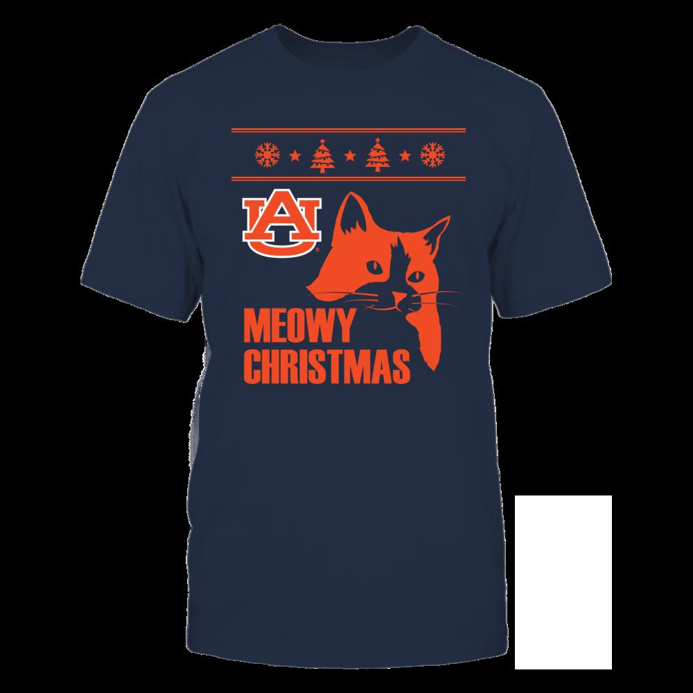 Auburn Tigers Meowy Christmas Auburn Tigers FanPrint
