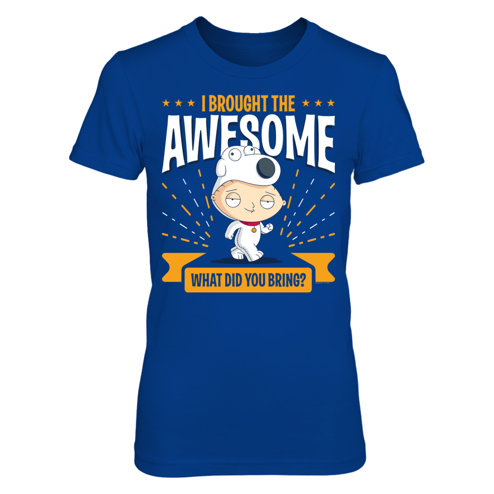 Family Guy Family Guy - I Brought The Awesome FanPrint