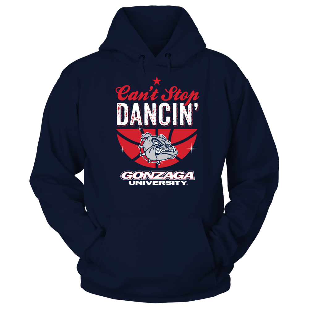 Gonzaga Bulldogs - Can't Stop Dancin' Front picture
