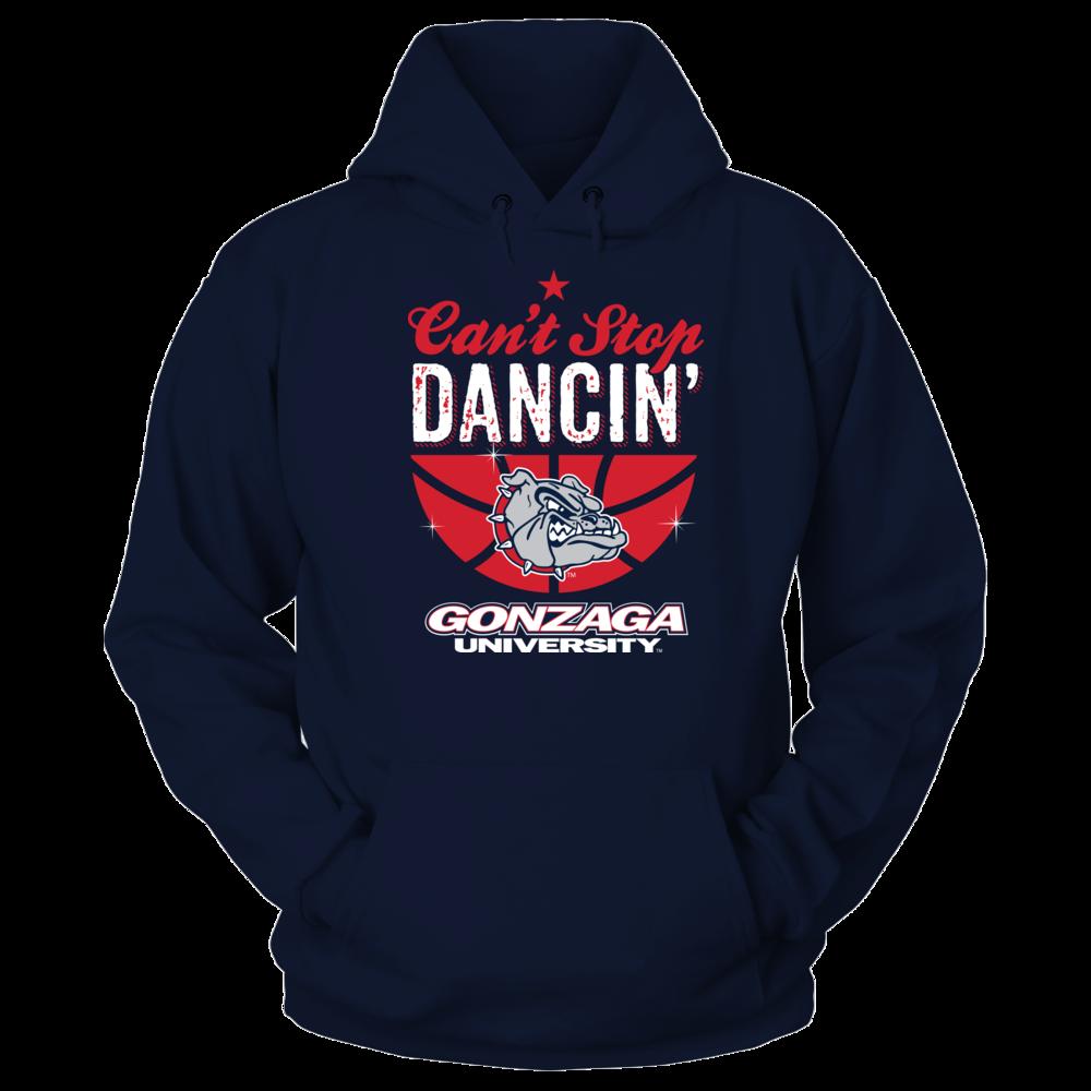 Gonzaga Bulldogs Gonzaga Bulldogs - Can't Stop Dancin' FanPrint