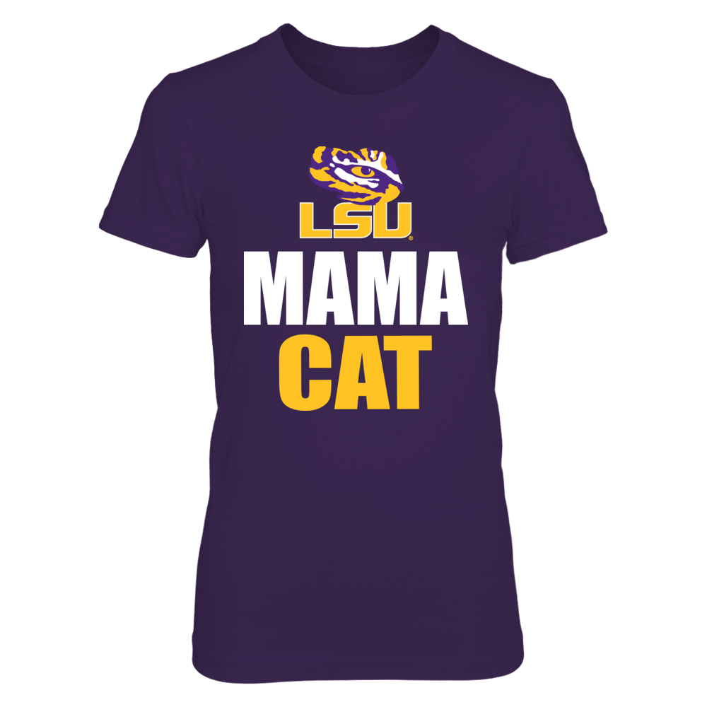 Mama Cat LSU Front picture