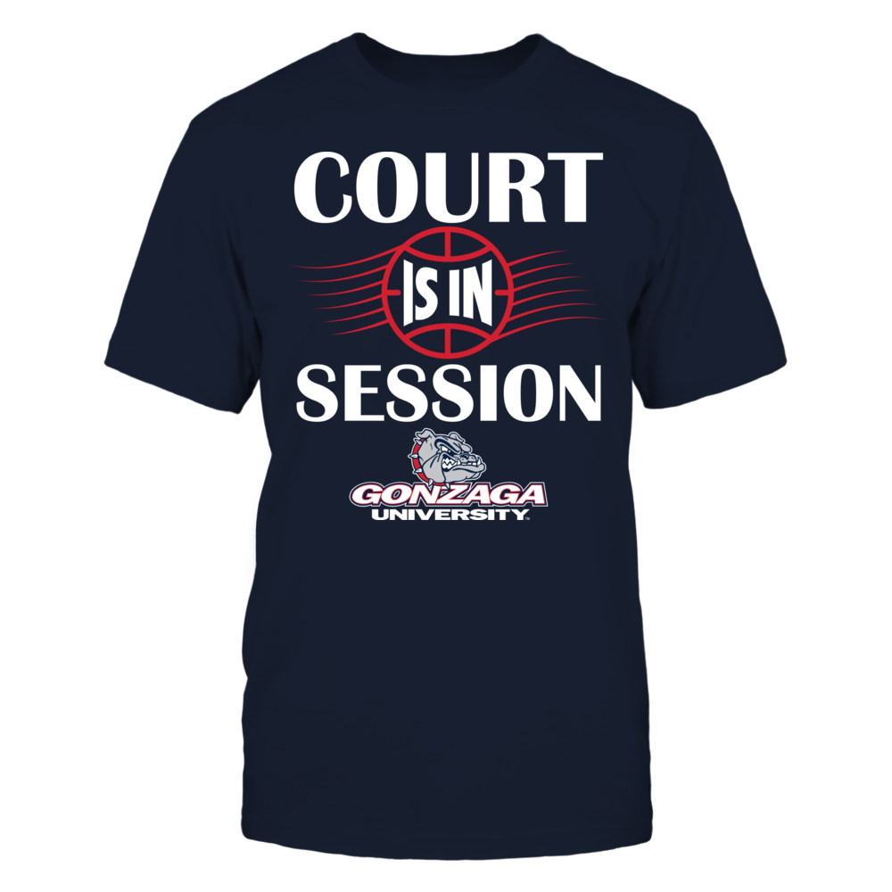 Gonzaga Bulldogs - Court Is In Session Front picture