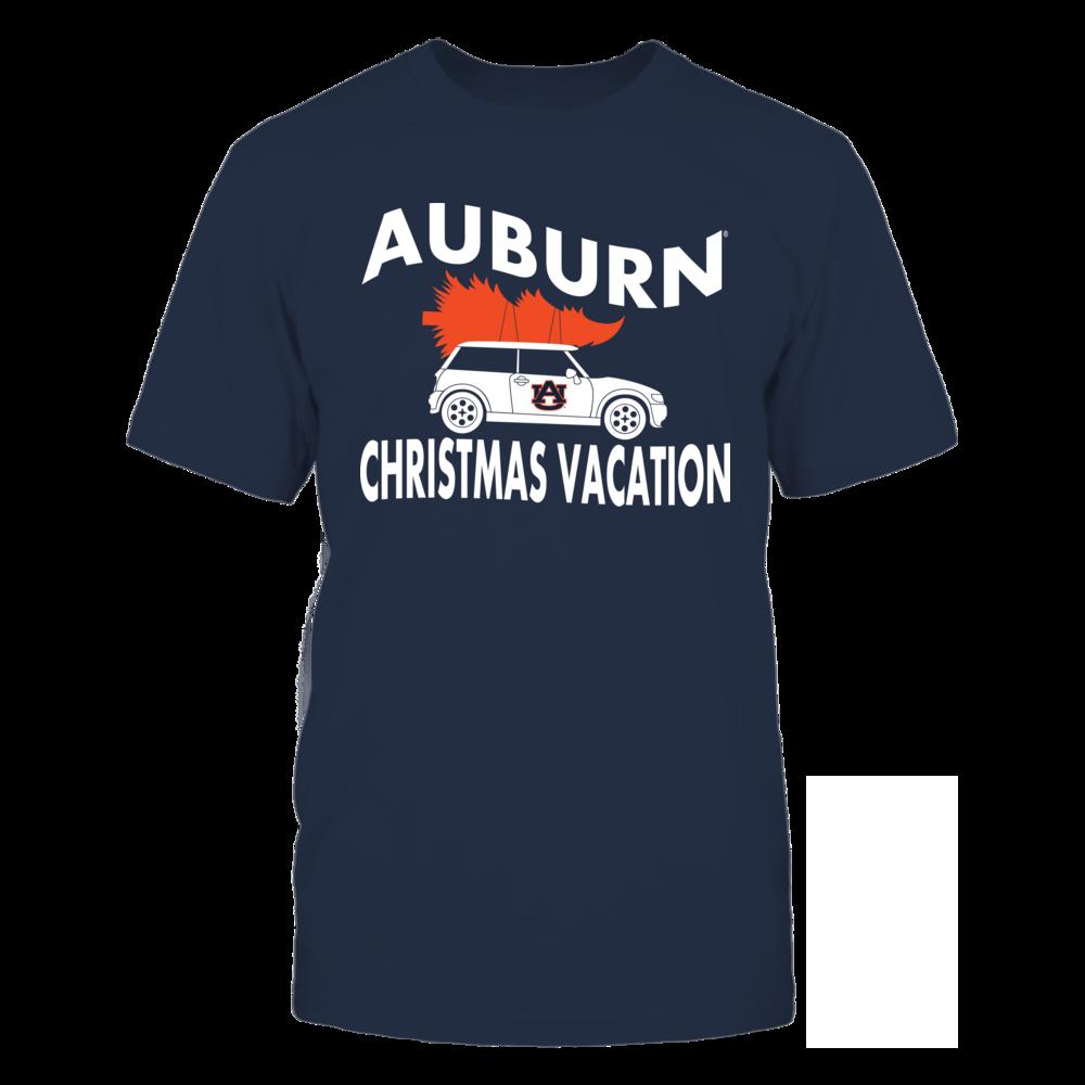 Auburn Tigers Auburn Christmas Vacation FanPrint