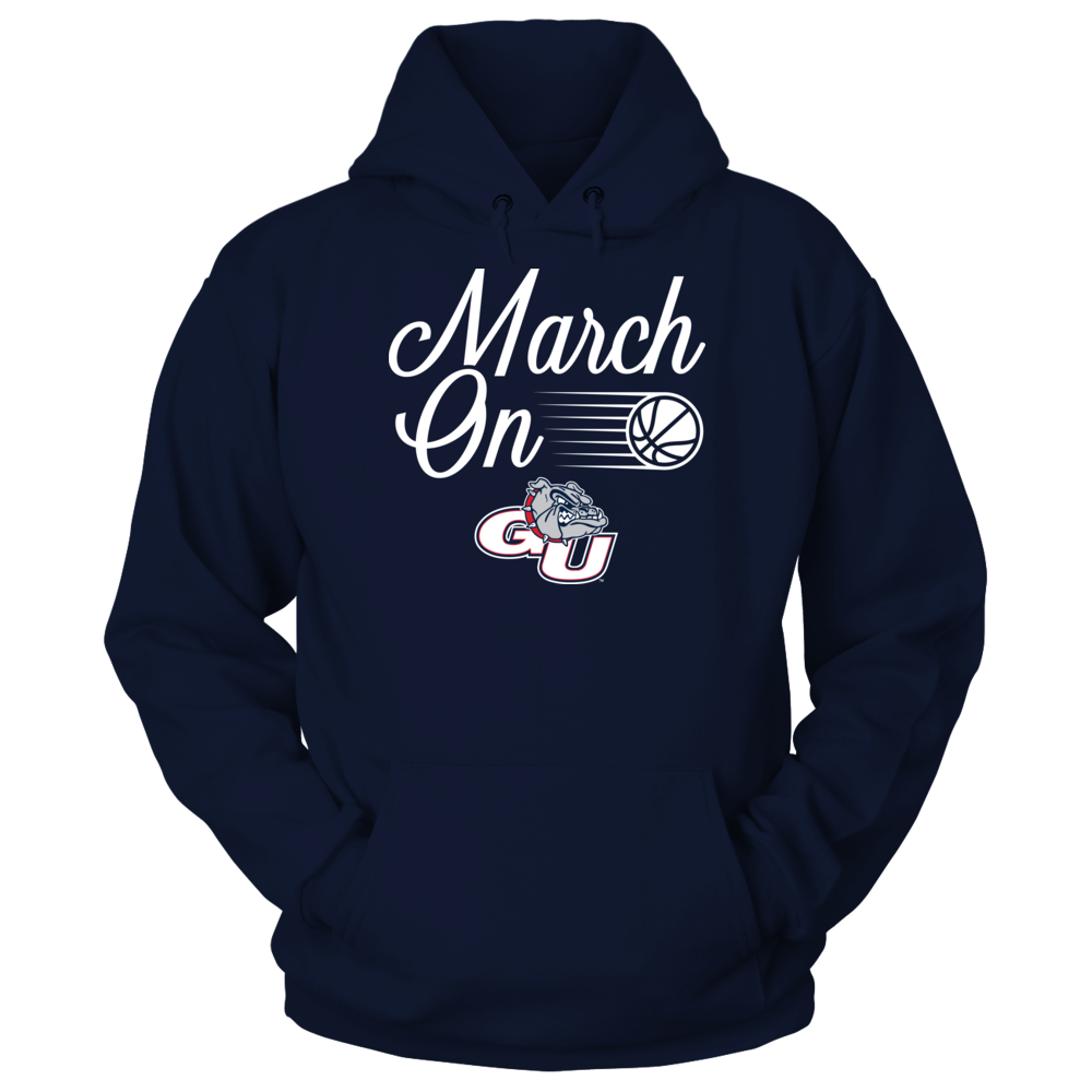 Gonzaga Bulldogs - March On Front picture
