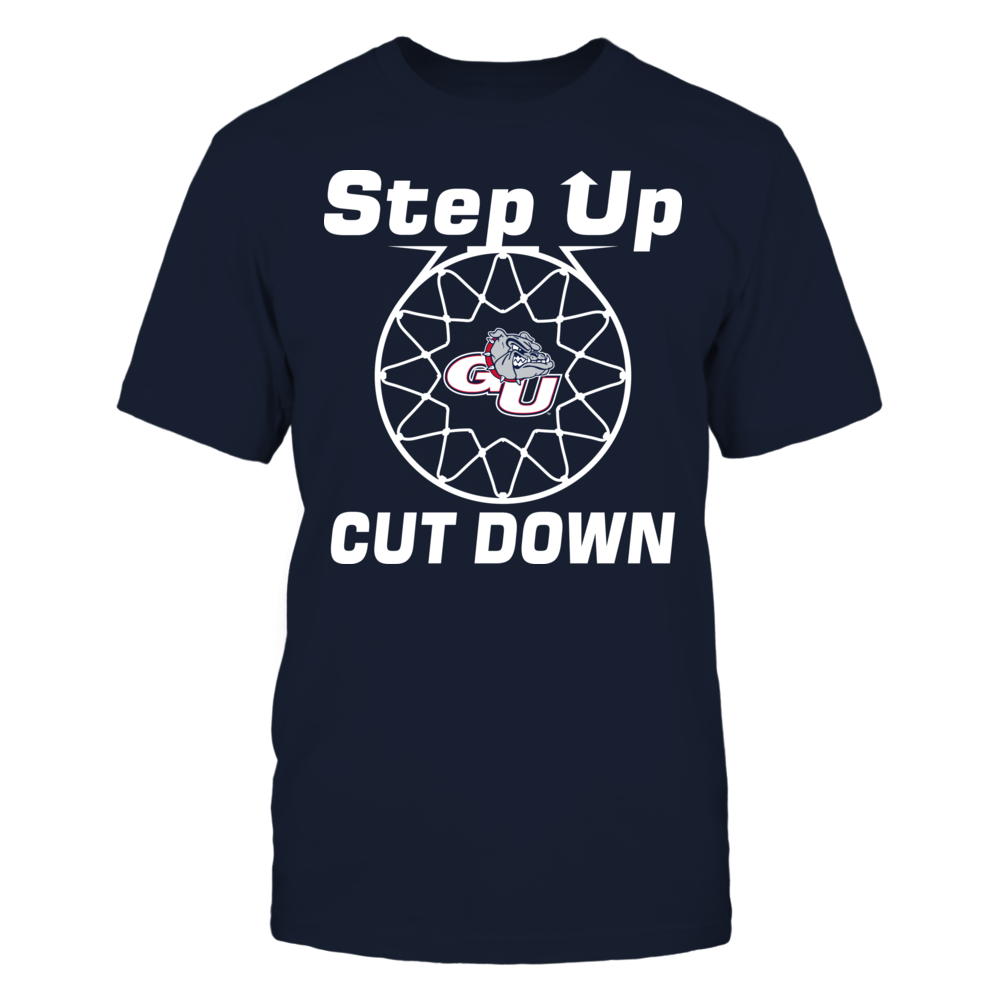 Gonzaga Bulldogs - Step Up Cut Down Front picture