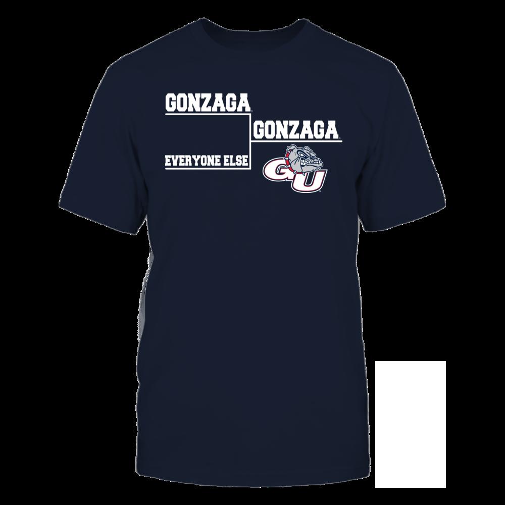 Gonzaga Bulldogs Gonzaga Bulldogs - vs Everyone Else FanPrint