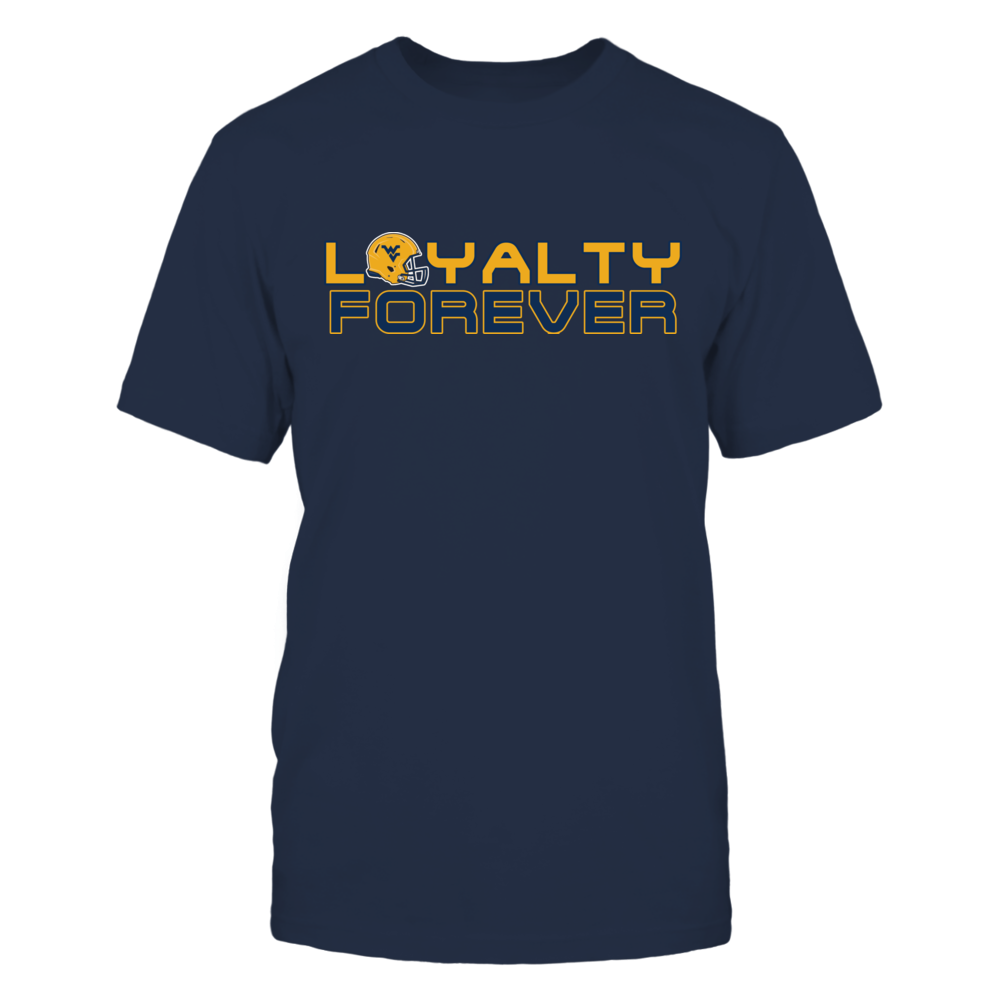 West Virginia Mountaineers, Loyalty Forever Front picture