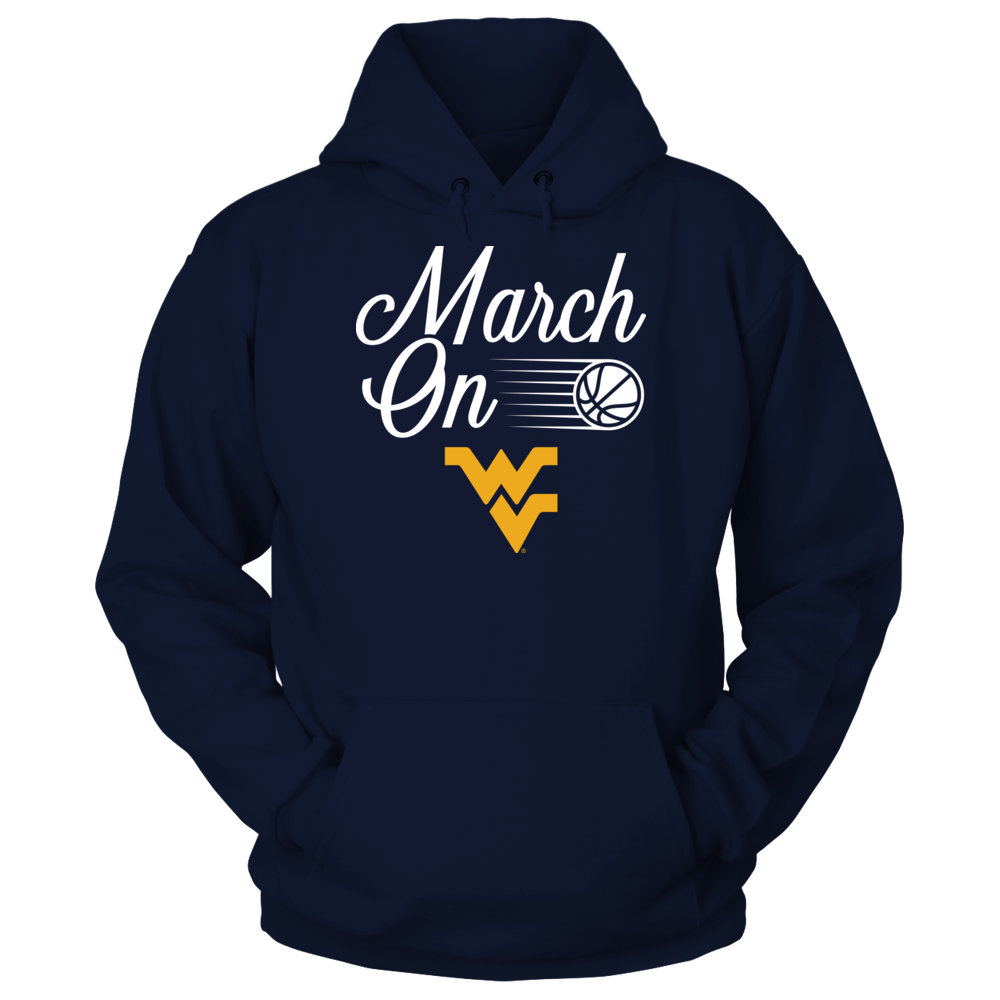 West Virginia Mountaineers - March On Front picture
