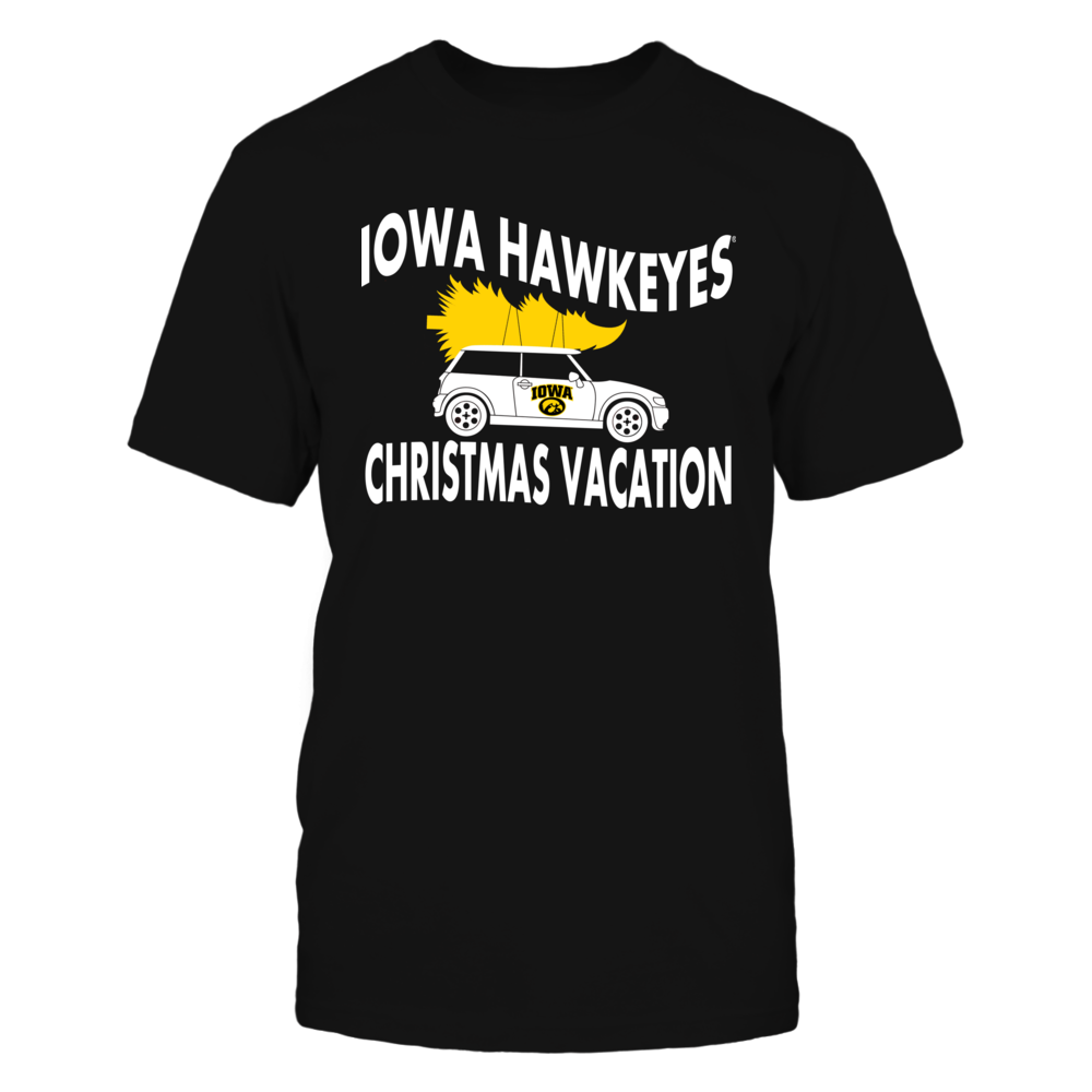 Iowa Hawkeyes Christmas Vacation Front picture