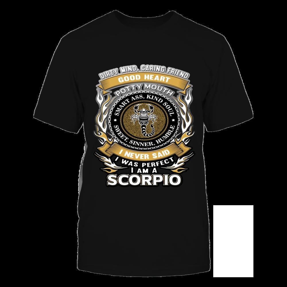 TShirt Hoodie I am scorpio FanPrint
