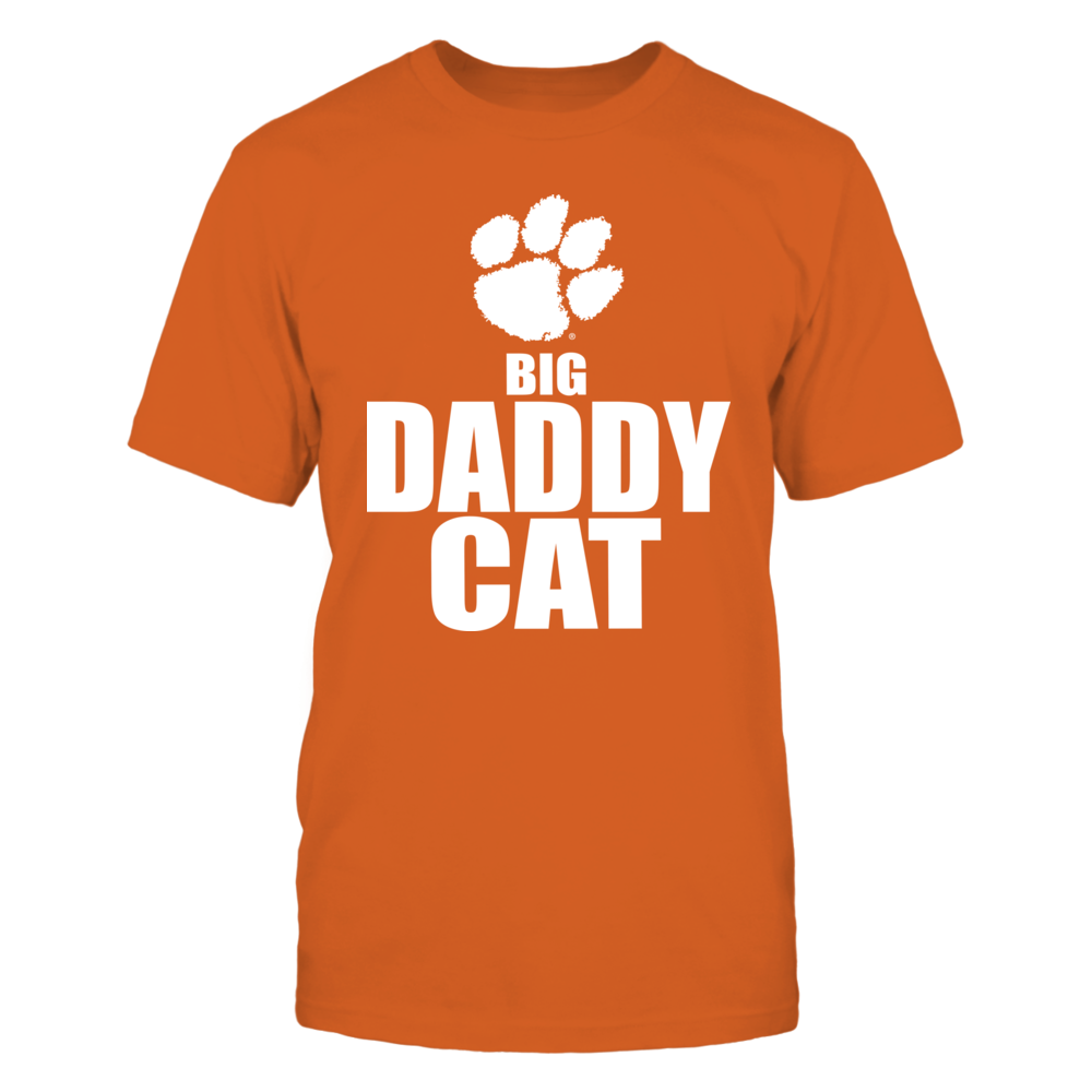 Big Daddy Cat Clemson Front picture
