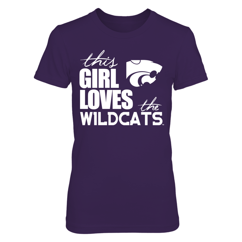 This Girl Loves The Wildcats Front picture