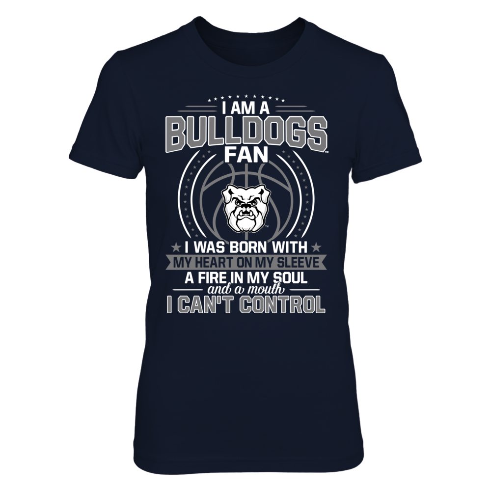 Butler Bulldogs - Heart On Sleeve Fire In Soul Front picture