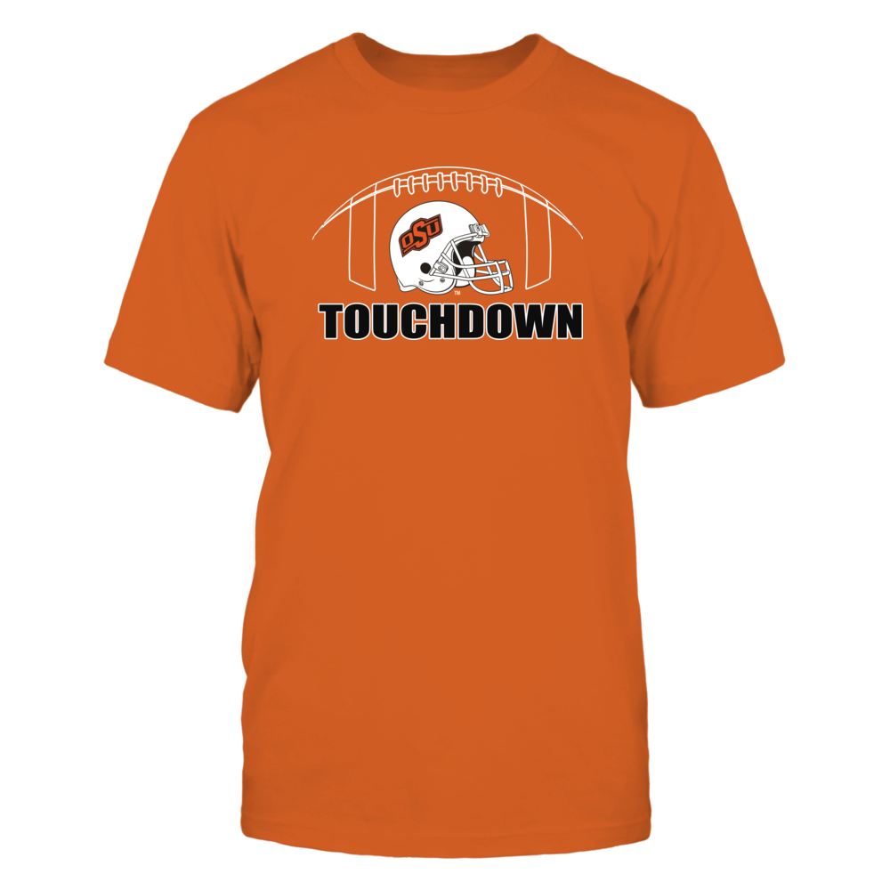Okla State Cowboy Football- Touchdown Front picture