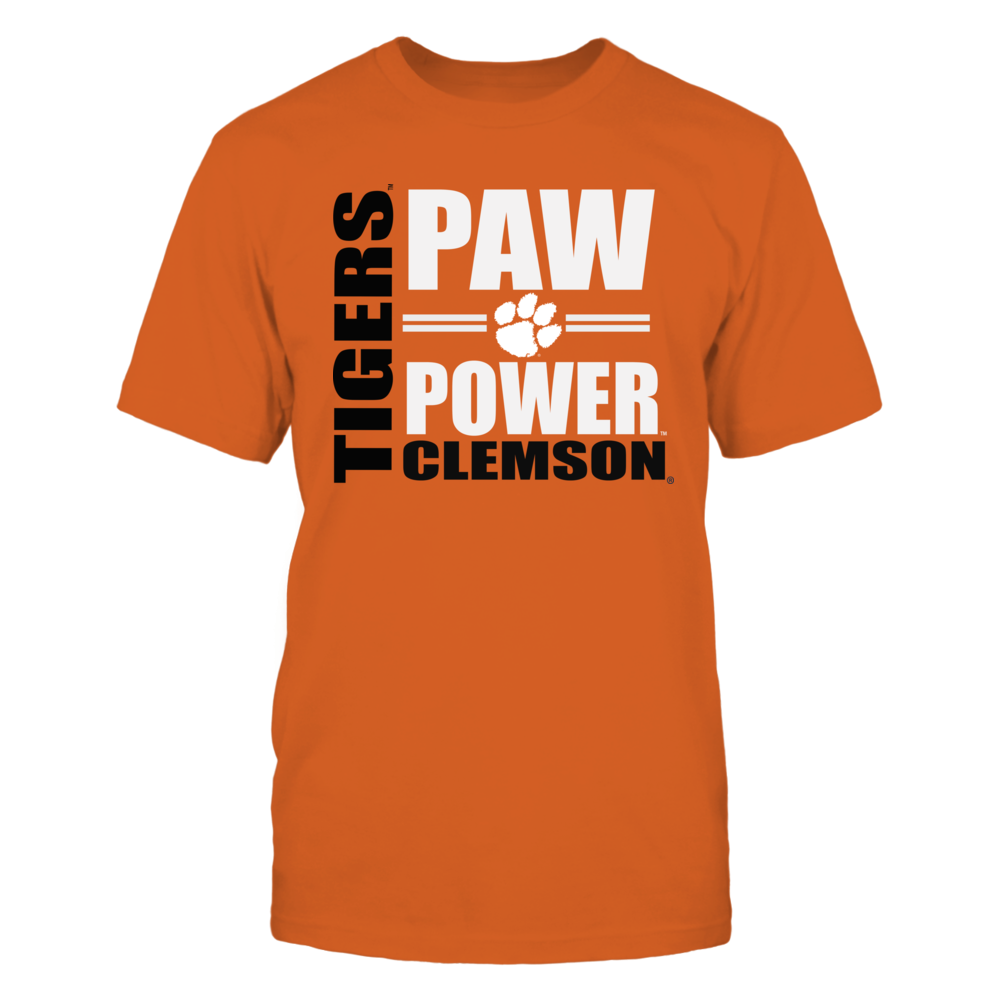 Clemson Tigers Gear - Paw Power Front picture