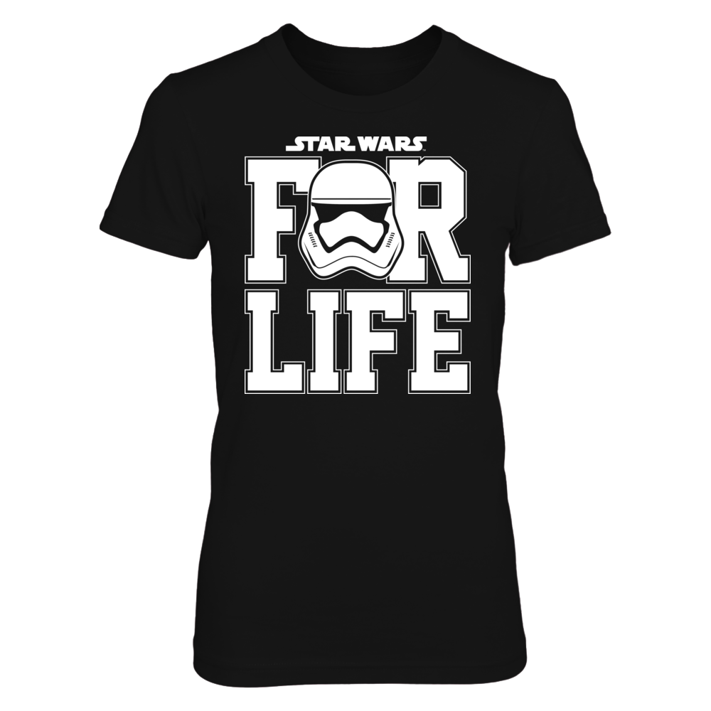 Star Wars - Storm Trooper For Life Front picture
