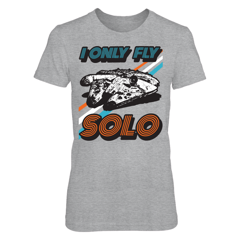 Star Wars - I Only Fly Solo Front picture