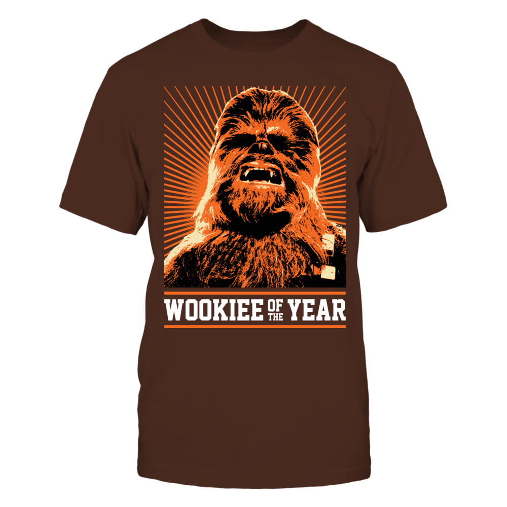 Star Wars - Wookie Of The Year Front picture