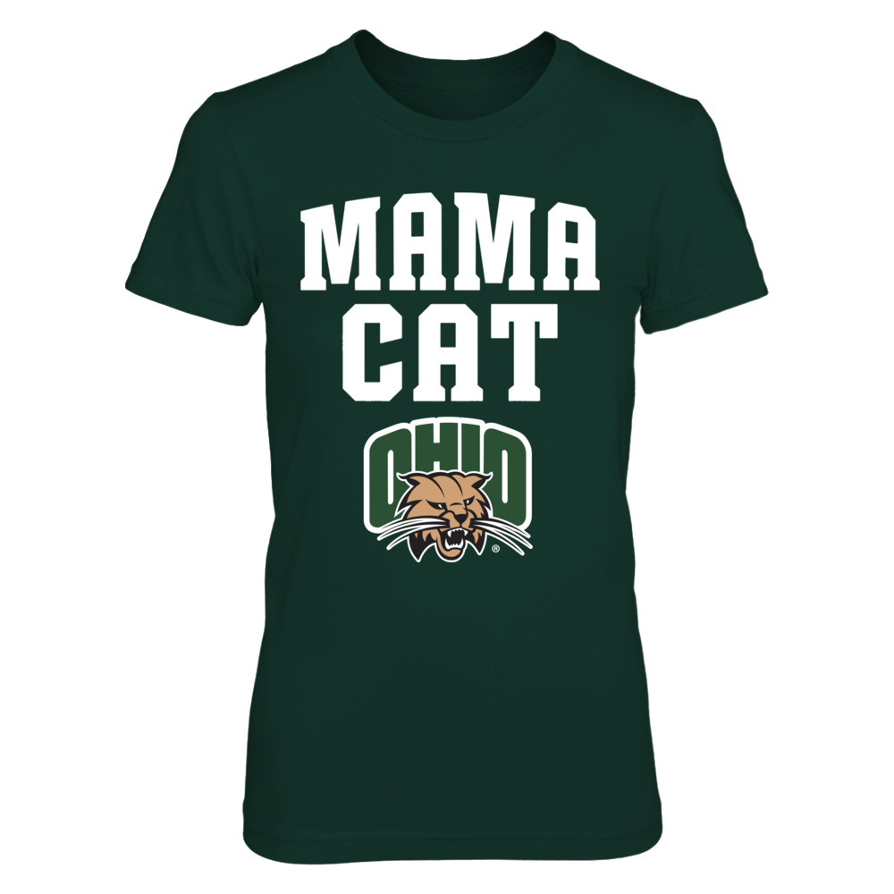 Ohio Bobcats - Mama Cat Front picture