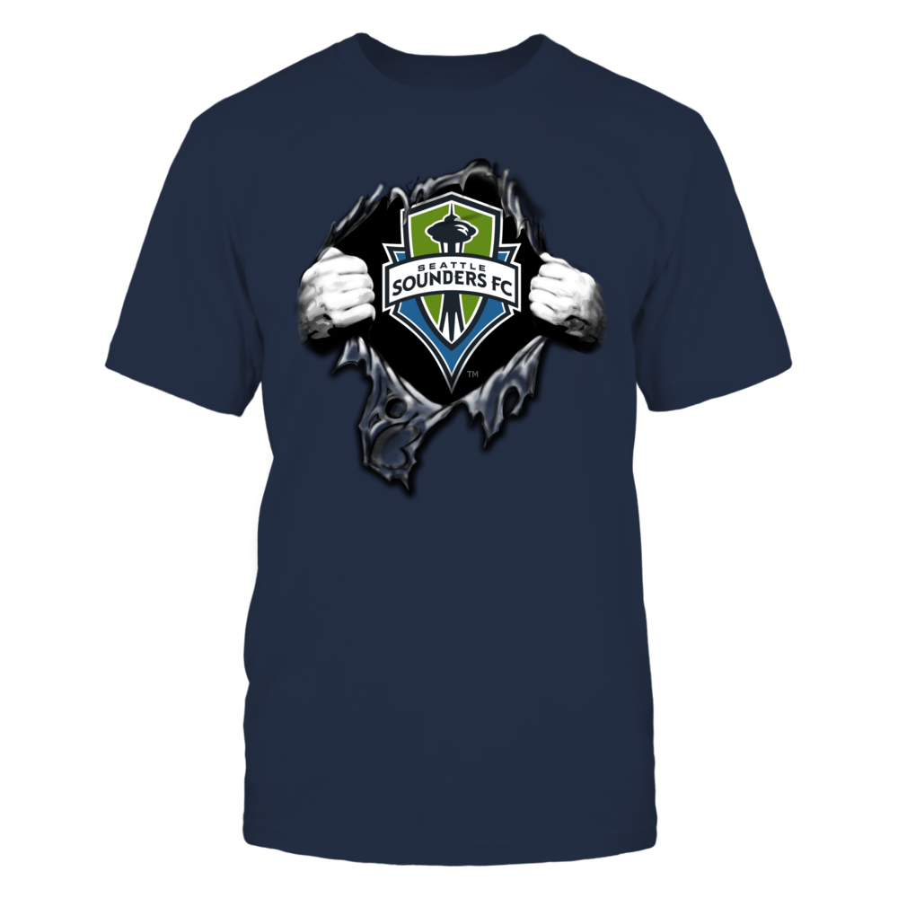 Seattle Sounders FC Front picture
