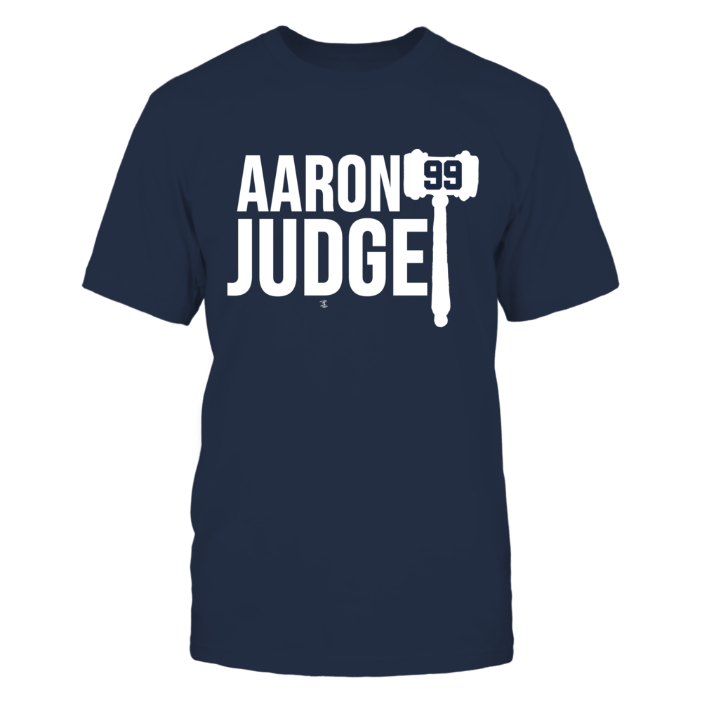 Aaron Judge Aaron Judge - 99 Gavel FanPrint