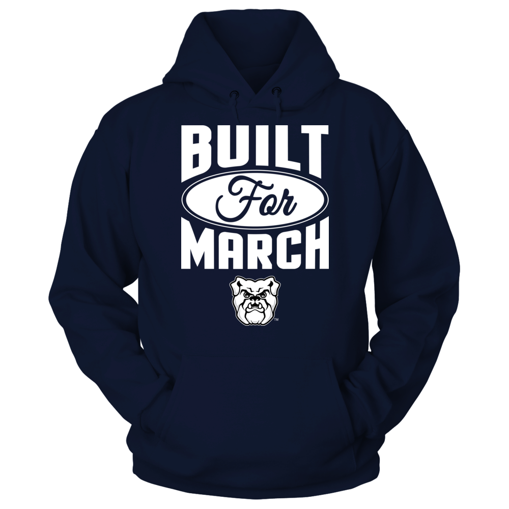 Butler Bulldogs - Built For March Front picture