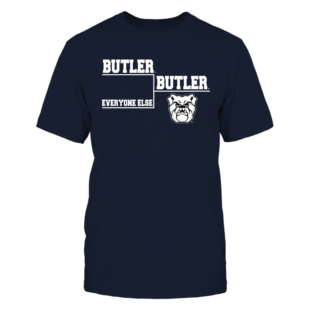 Butler Bulldogs - vs Everyone Else Front picture