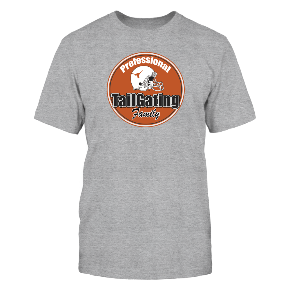 Texas Longhorns University of Texas Longhorns - Football Tailgating Family FanPrint