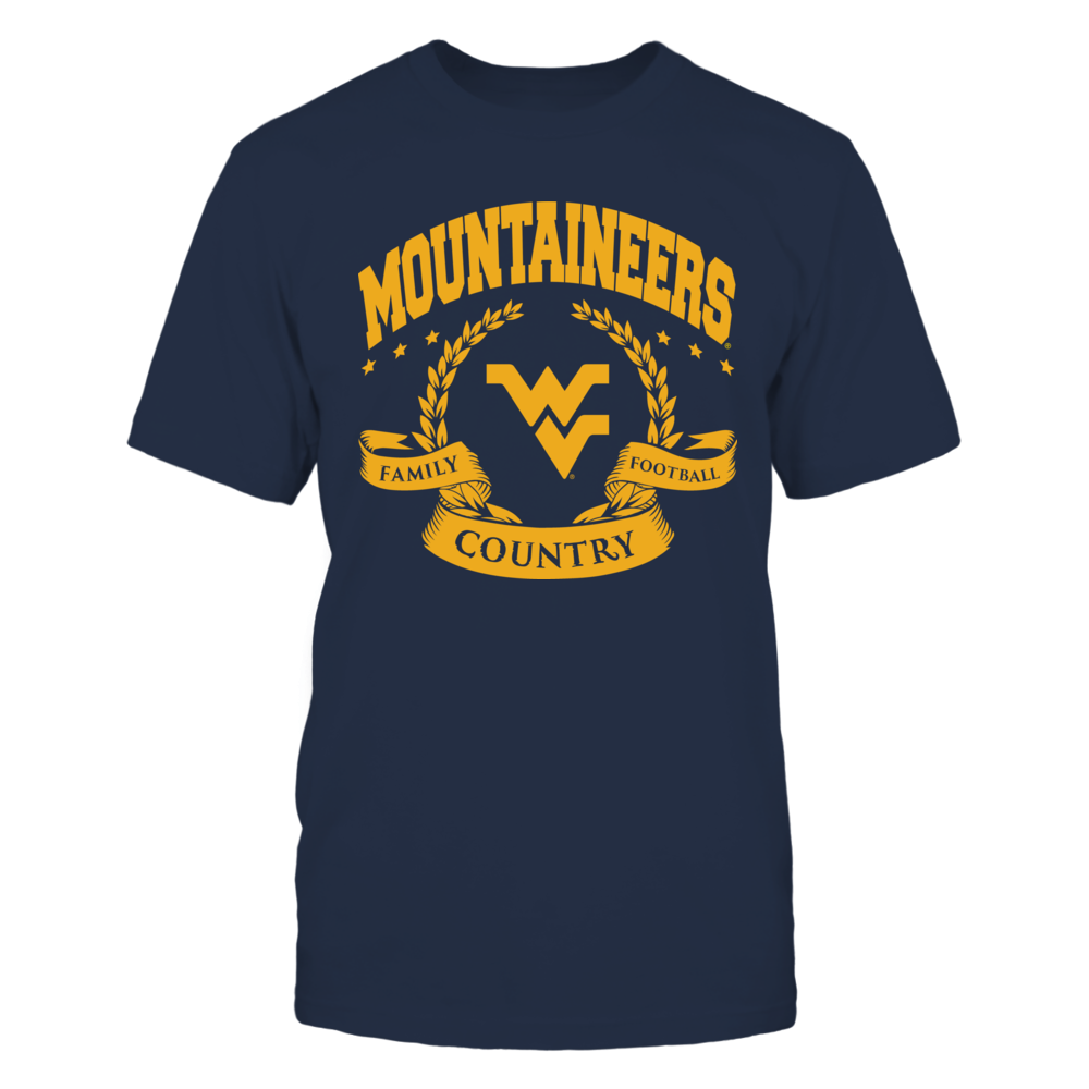Mountaineers Family Football Country Front picture