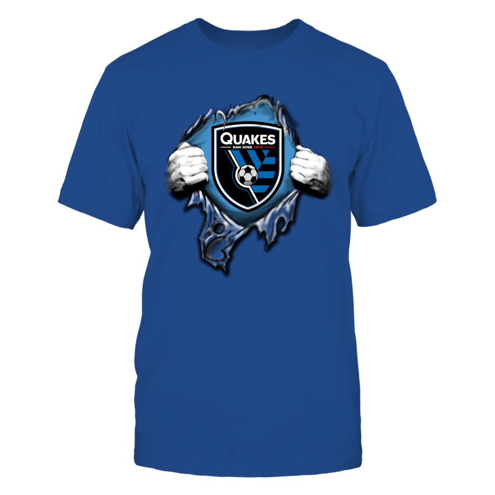 SAN JOSE EARTHQUAKES XE Front picture