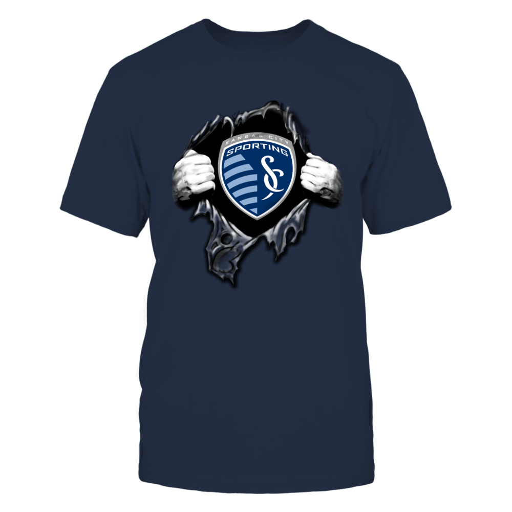 Sporting Kansas City XE Front picture