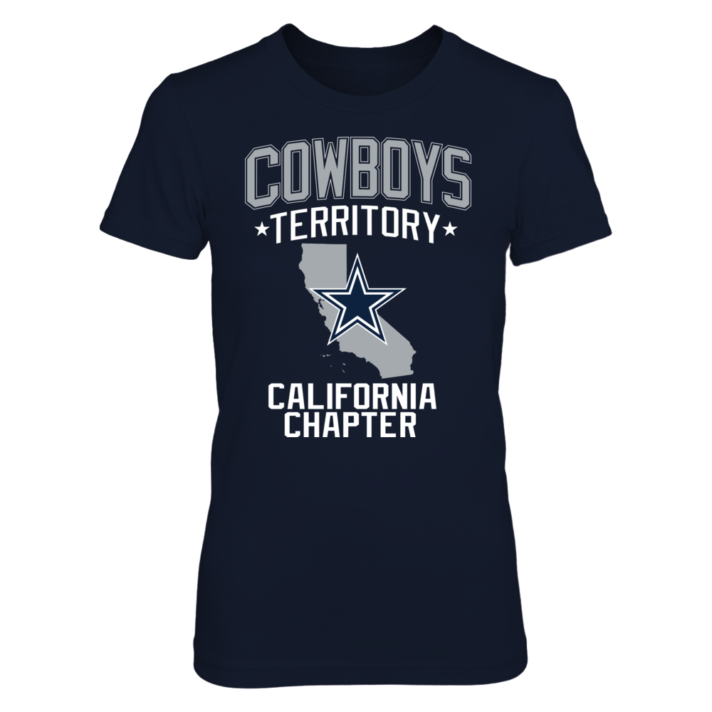 Dallas Cowboys - Cowboys Territory - California Chapter Front picture