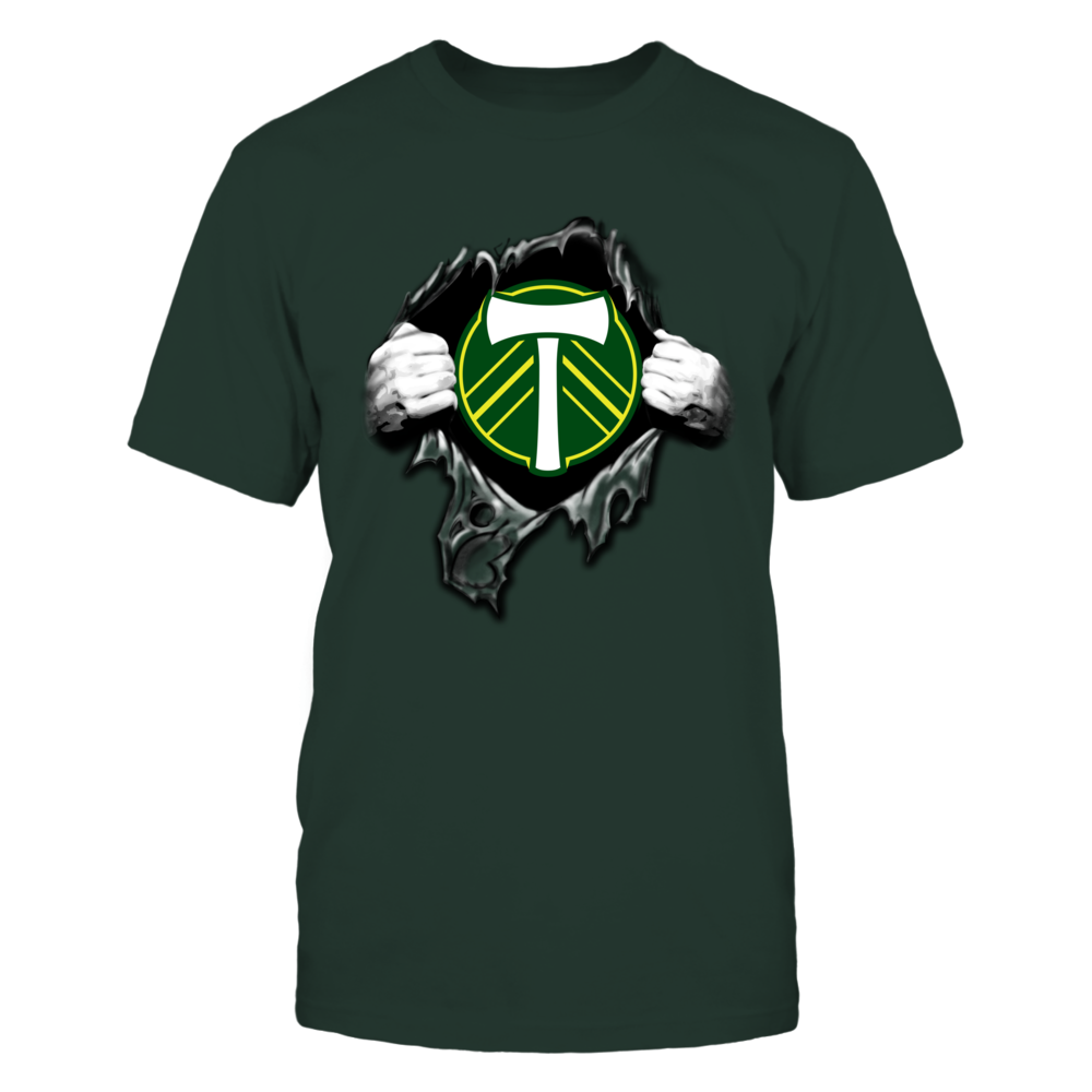 Portland Timbers XE Front picture
