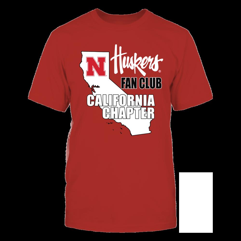 Nebraska Husker Fan Club - California Chapter Front picture